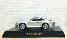 1//64 Kyosho PORSCHE 959 SILVER diecast car model