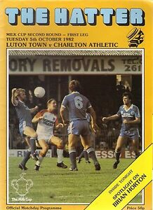 Luton-Town-v-Charlton-Athletic-1982-83-LC-programme