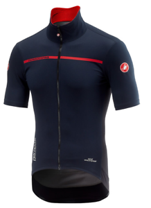 Castelli Cycling Men Perfetto Light 2 Jersey DARK INFINITY BLUE ... 7f4be4596