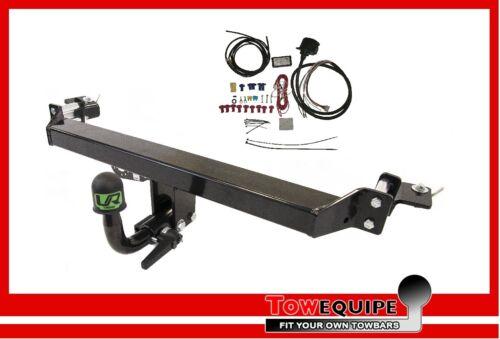 7p C2 Kit para Fiat Scudo Van 2007-16 13151//C/_A3 Bola Remolque Desmont