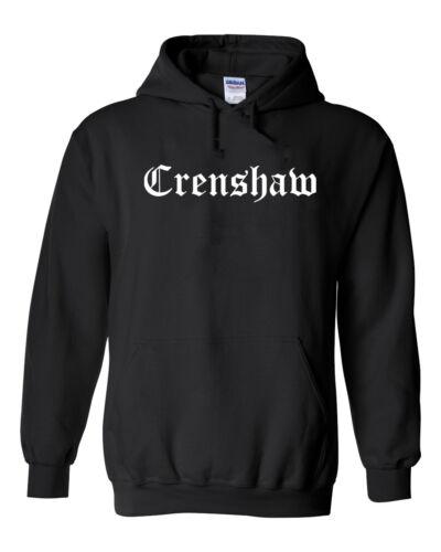 Ice Cube Snoop T-Shirt jersey SWEATSHIRT HOODIE Dre Crenshaw Kings Dr