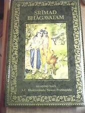 SRIMAD BHAGAVATAM CANTO primo La Creazione Con testo sanscrito Bhaktivedanta del
