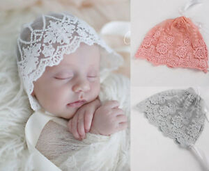 Kids-Baby-Girl-Infant-Toddler-Lace-Hat-Cap-Beanie-Photography-Props-Bonnet-Gift