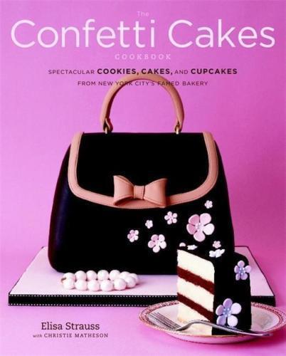 1 von 1 - The Confetti Cakes Cookbook - Elisa Strauss