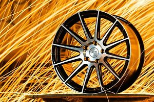 20 negro tuercas de rueda a llantas de aluminio honda accord VII VIII Coupe Type R