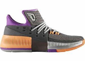 cheaper 78ad5 88551 Image is loading adidas-D-Lillard-3-BB8270-Mens-Basketball-Boots-