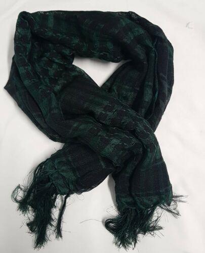 Unisex Checkered Arab Shemagh Keffiyeh Head Neck Scarf Hijab Wrap Shawl Headwear