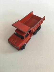 Serie-Diecast-Matchbox-N-48-Camion-Volquete