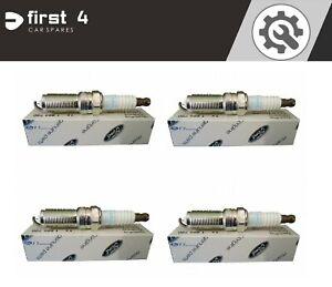 A-estrenar-genuino-Ford-Kuga-Focus-1-6L-EcoBoost-Conjunto-de-4-Bujias-1685720