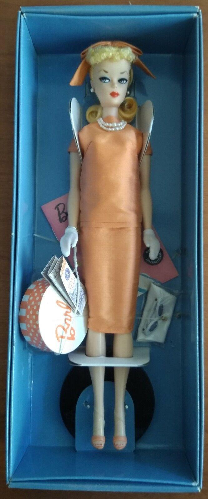 Barbie 2009 Convention Voyage in Vintage - 2008 - N6623