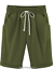 Plus-Size-Knee-Length-Pants-Women-Summer-Elastic-Waist-Lace-Up-Short-Pants thumbnail 12