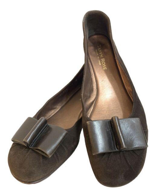 Taryn Rose Womens Letizia Block Heel Pump