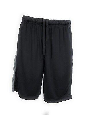 "Xersion Men/'s Basketball Shorts Inseam 10/"" Color Black Grey S-M-L-XL-2XL NWT."