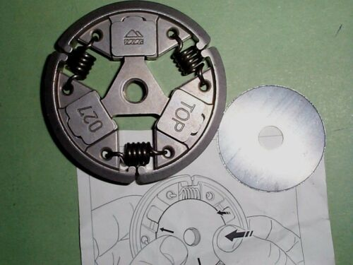 Embrague//fliehkraftkupplung clutch orginalteil dolmar ps43//52+109-115//957180030