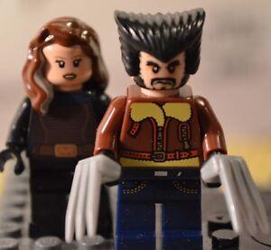 Custom 100/% Genuine LEGO Marvel Superheroes Archangel Angel X-Men