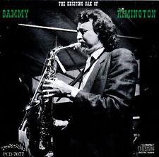 Sammy Rimington-Exciting Sax of ... [european Import] CD NEW