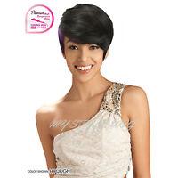 Sensual Vella Vella Collection Synthetic Short Bang Full Wig - Alexis