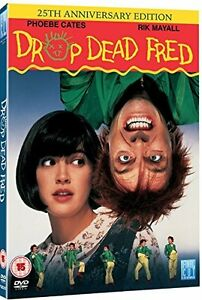 Drop Dead Fred 25th Anniversary Edition   DVD    Brand New - <span itemprop='availableAtOrFrom'>Bolton, United Kingdom</span> - Drop Dead Fred 25th Anniversary Edition   DVD    Brand New - Bolton, United Kingdom