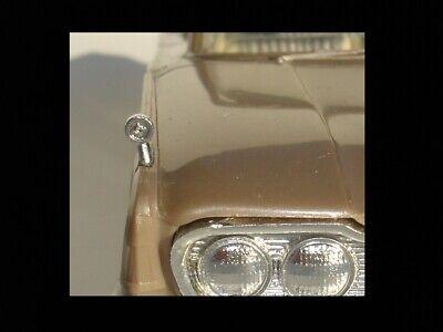 1959 AMT MERCURY PROMO KIT CAR REPRODUCTION PLASTIC FENDER ORNAMENT TOY STORE