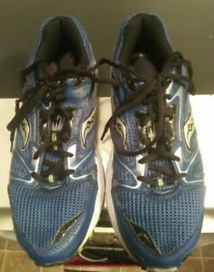 Saucony Mens Grid Oasis 2015 Running Shoes Silver Black White 25096-9 Size 7.5