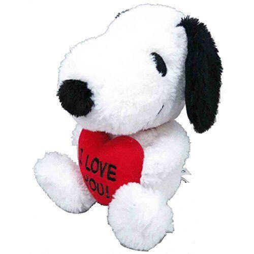 Jag älskar dig SNOOPY Plush leksak S 67530