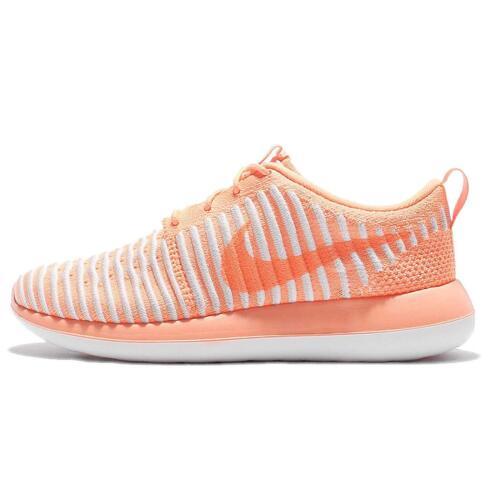 Color 800 844929 Donna Flyknit Nike Crema Scarpe Due Roshe Pesca TnUWXWzRx