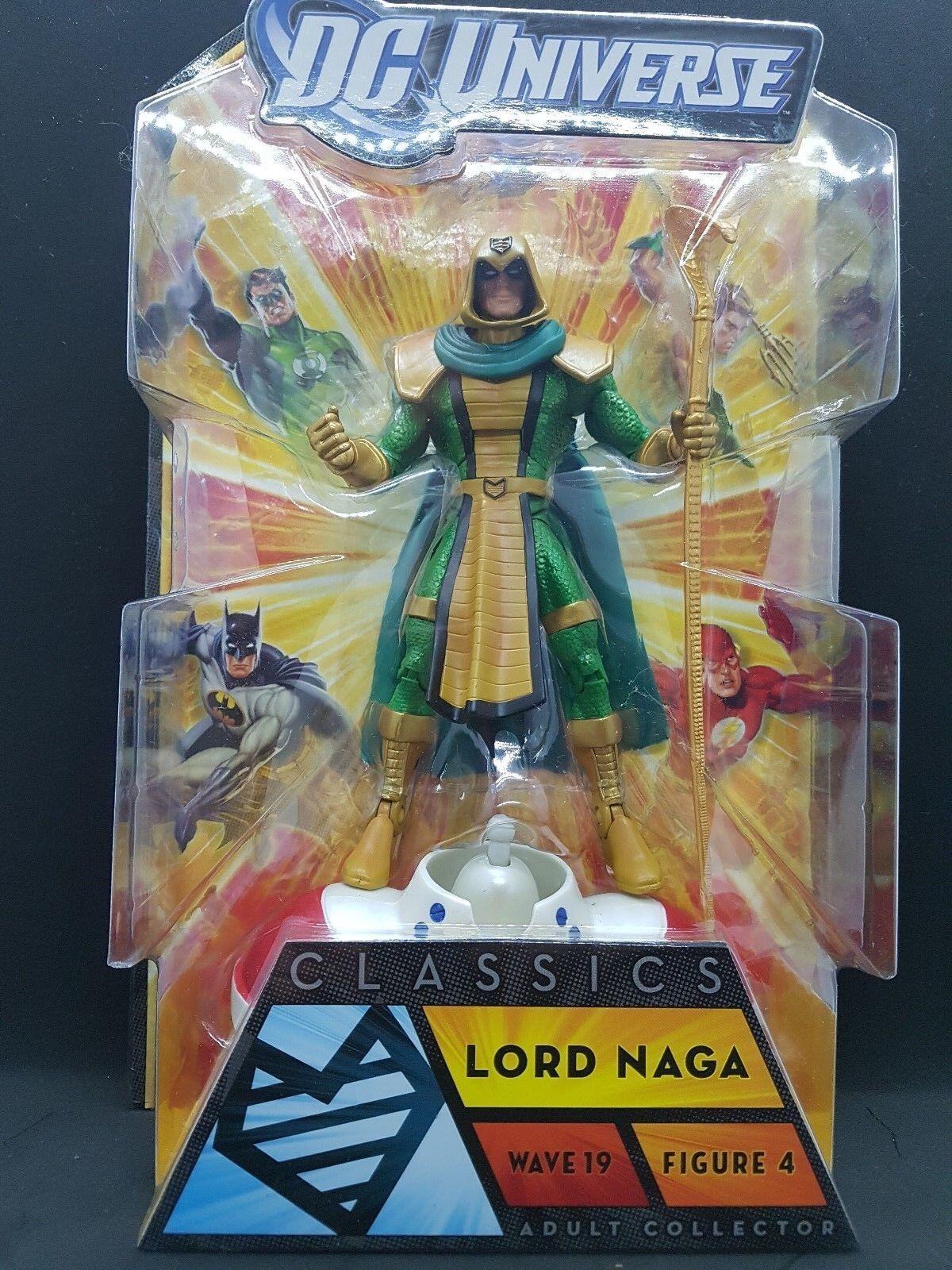 Dc - universum klassiker lord naga - action - figur - welle.