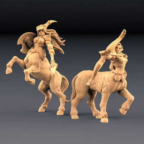 Sagittarius /& Khararis Miniature Dungeons and Dragons RPGs Role Play Warhammer