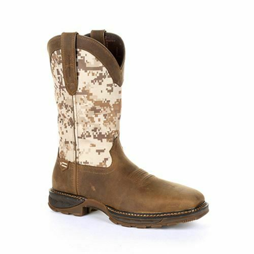 Durango Men's Maverick XP Steel Toe Waterproof Western Work Boots DDB0207