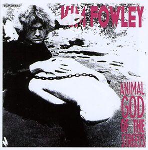 KIM FOWLEY Animal God Of The Street Runaways svengali SKYDOG French/Japanese ver