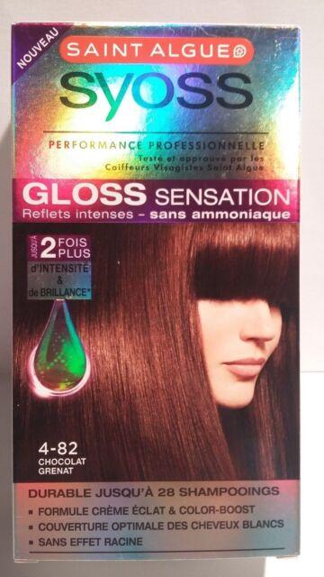 Teinture pour les cheveux couleur Syoss