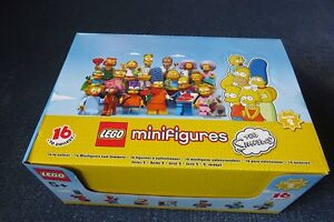Lego-71009-Minifig-Simpsons-Series-2-Full-box-of-60-minifigures-In-Stock