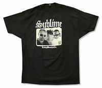 Sublime sunglasses Black T-shirt Official Adult