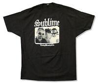 Sublime sunglasses Black T-shirt Official Adult