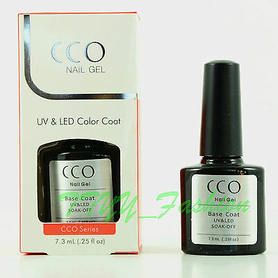 CCO UV LED Gel Package Deal Top Or/And Base Coats for Any Brand UV NAIL Colour