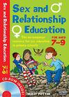 Sex and Relationships Education 7-9 Plus CD-ROM: The No Nonsense Guide to Sex Education for All Primary Teachers by Molly Potter (Mixed media product, 2009)