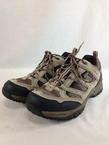 905780ed29a Details about LL Bean TEK 2.5 Hiking Boots Sneakers Shoes Mens 10.5M Brown  Leather Dri-Lex