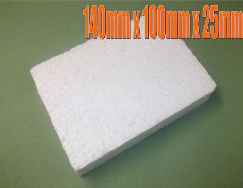 Rectangle *Top Quality! White Polystyrene blocks Dried flower arranging