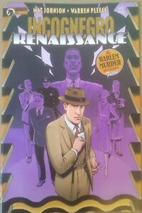 Incognegro Renaissance #4 Of 5 Dark Horse Nm Other Modern Age Comics Collectibles