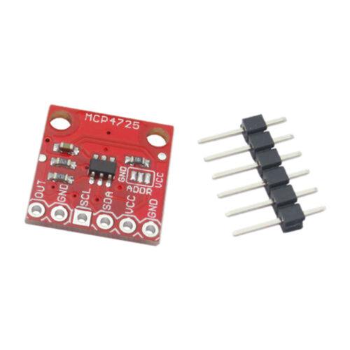 MCP4725 I2C DAC Breakout módulo 12Bit resolución RaspberrySA