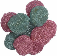 Spogs Jelly Buttons Retro Sweet Shop Traditional Old Fashioned