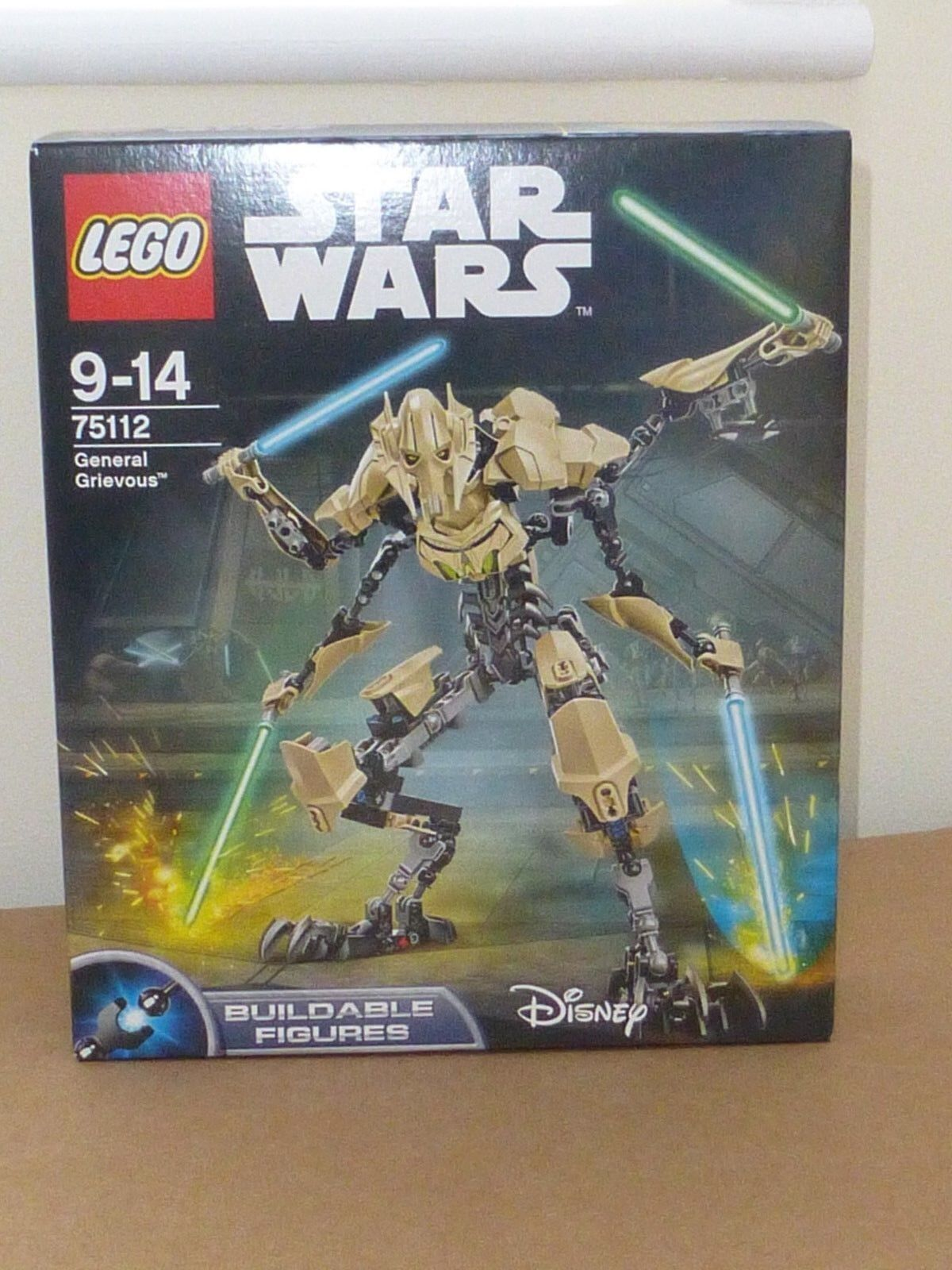 Lego Star Wars  75112 - General Grievous - New & Sealed