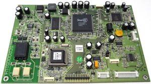 BLAUPUNKT-Radio-Hauptplatte-Platine-GCP00051V4-Ersatzteil-8619002884-Sparepart