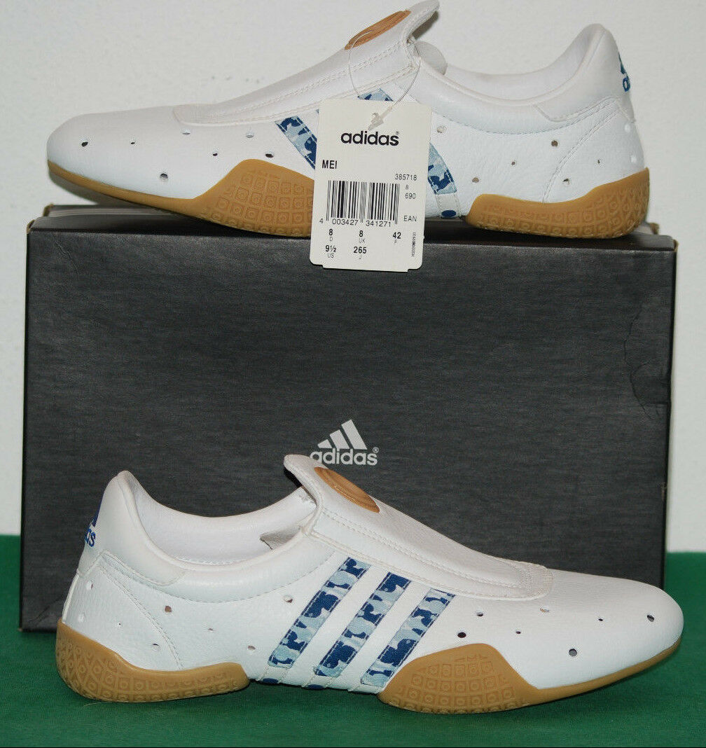 vintage adidas  chaussures  MEI workout fitness runner run former jogging vintage 2002