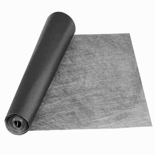 Siena Garden Premium Wurzelsperre 0,66x3,5m Rolle schwarz Rhizom Sperre Wurzeln