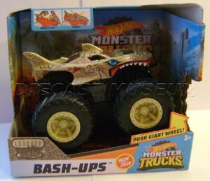 Leopard Shark Jaws Hot Wheels Monster Trucks Bash Ups Monster Jam 2019 Ebay