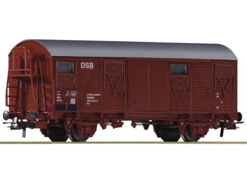 Roco 76896 con cena vagones GS DSB h0