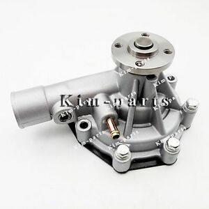 New Water pump 32A45-00022 34545-00017 for Mitsubishi S4S Forklift