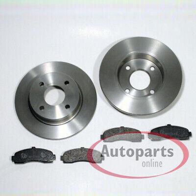 Bremsbeläge Bremsklötze vorne Nissan Micra II K11 1.0i 1.3i 1.4i 16V 1.5 D