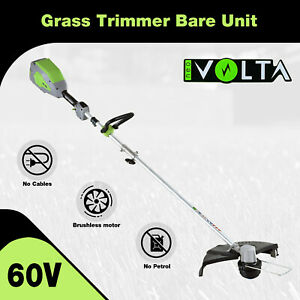 Neovolta 60V Grass Trimmer Cordless Lithium Lawn Edge Light Weight Skin Only